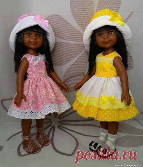 Построение выкройки шляпки для любой куклы / Шапочки для кукол. Выкройки и схемы вязания / Бэйбики. Куклы фото. Одежда для кукол
