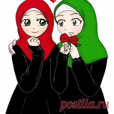 Мусульманка-как должна выглядеть и что можно носить дома?