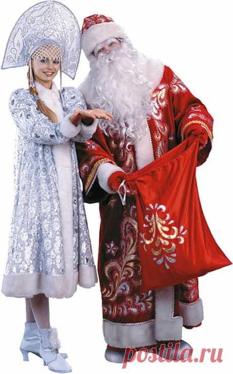 С 1-го декабря по 7 января подпишите договор на оказание услуг по ремонту квартиры, и в один из предновогодних или предрождественских дней к вам придут настоящие дед Мороз и Снегурочка с поздравлениями для вашей семьи.