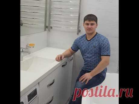 Ремонт Ванной и туалета. Современные решения 2019года