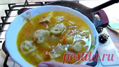 Суп Сплошное Удовольствие Очень Вкусно , Просто и Быстро!