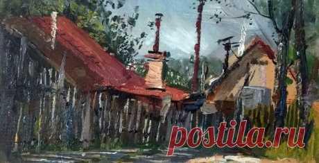 Денис Зотин 700 p. Купить картину можно перейдя по ссылке-https://bit.ly/2SdAztN ⚡Художники И ПОКУПАТЕЛИ ПРИСОЕДИНЯЙТЕСЬ К НАМ !!!⚡