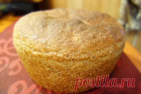 Хлебушек из ржаной муки. Рецепт ароматного хлеба. | Живая | Яндекс Дзен
