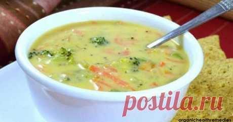 3-дневная чистка организма супами: Ешь, сколько влезет, но все равно похудеешь!   Женские заметки