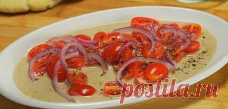 Два необычных салата из помидоров: вы будете в восторге