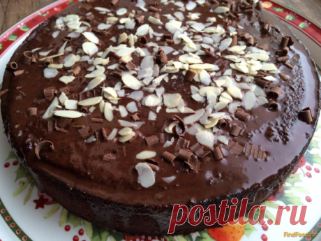 ПЯТИМИНУТНЫЙ ШОКОЛАДНЫЙ ТОРТ НА КЕФИРЕ «НЯМ-НЯМ»  Очень простой и необычный рецепт вкусного торта. Приготовить сможет любой. Попробуйте обязательно! Когда мало времени, я всегда делаю этот тортик. Семья в восторге.