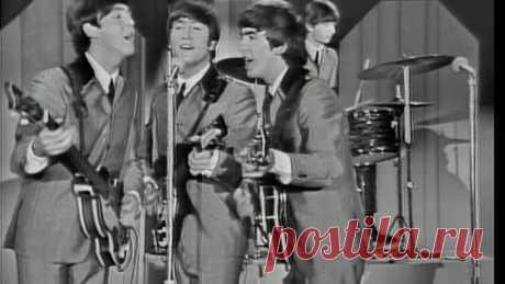 Битлз - Первый визит в США 1964 - The Beatles - The First U.S. Visit