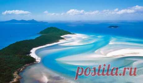 12 красивейших и живописных пляжей, которые стоит посетить в свой летний отпуск | Среда обитания