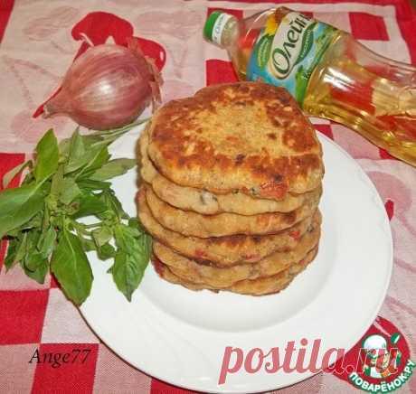 Картофельные лепешки на сковороде Кулинарный рецепт