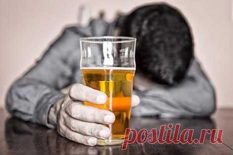 Как вылечить пивной алкоголизм?