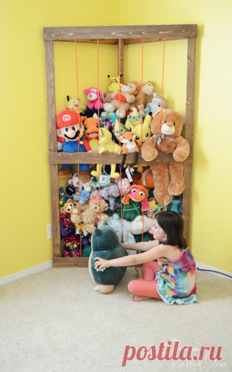 Сынарник и дочарня. Как попытаться организовать порядок в детской (но не факт, что получится) - Chirkun.ru
