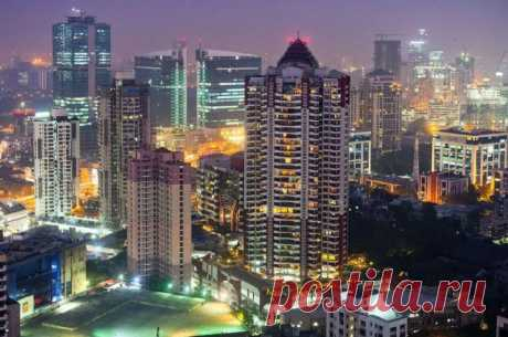 Индийский Мумбаи попал в список богатейших городов мира | В мире