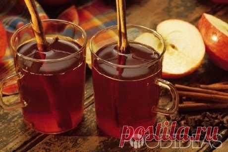 Яблочный глинтвейн | Foodideas.info | Яндекс Дзен