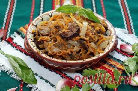 Аджапсандали овощное рагу по-кавказски рецепт с фото - 1000.menu