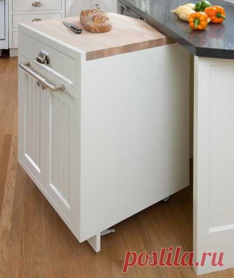 Идеи для кухни: практичные и удобные решения, декоративные элементы и украшения