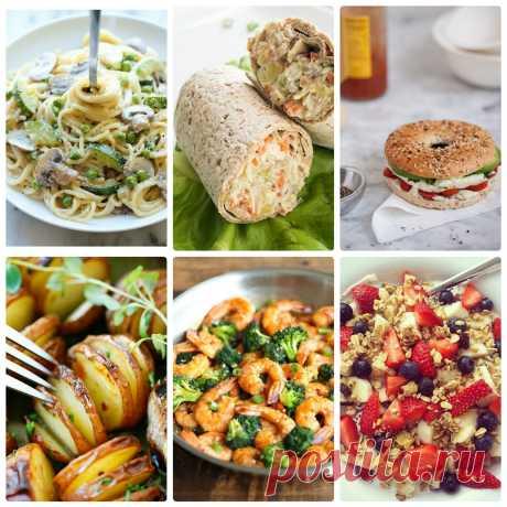 Рацион на 5 дней здорового питания | Диеты со всего света