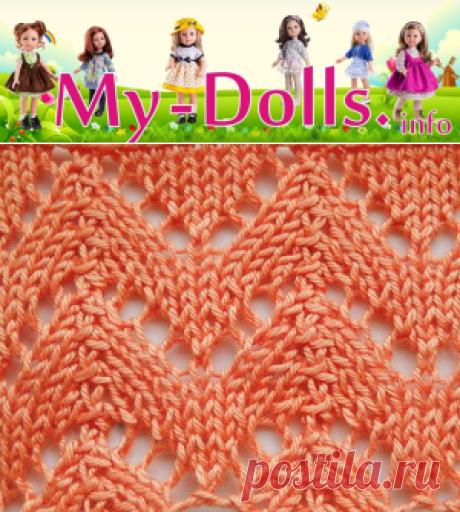 На сайте My-Dolls.info запущен новый раздел, посвященный узорам и приемам, применимым при вязании одежды для кукол. Регистрируйтесь на сайте, чтобы не пропустить обновления!