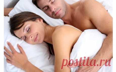 Как спать спокойно без лекарств?