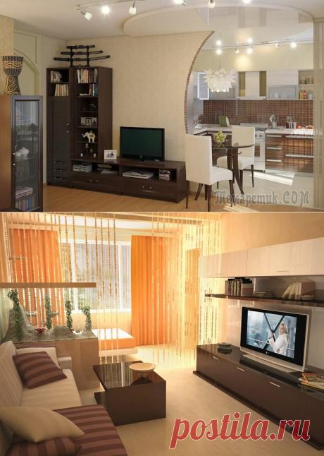 Не каморка, а дворец: секреты оформления маленькой квартиры