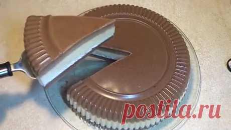 Торт -Птичье молоко- без выпечки. Желейный торт