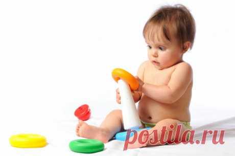 Как играть и развивать малыша от месяца до года | В детях счастье | Яндекс Дзен
