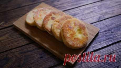 Мчади из кукурузной муки. Грузинское блюдо! | ПОКАШЕВАРИМ | Яндекс Дзен
