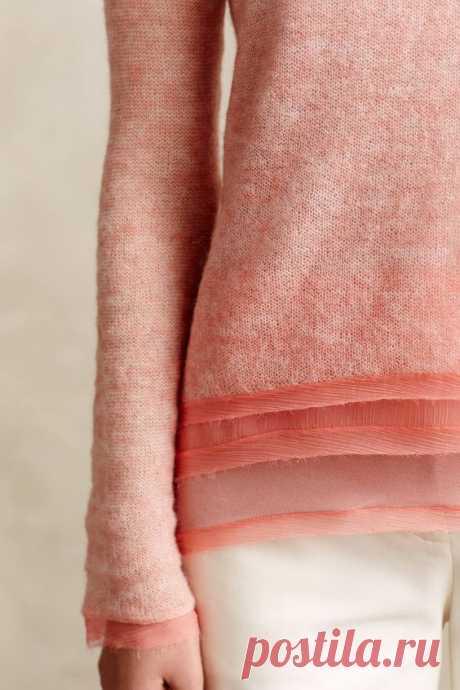 Как удлинить рукава и не только Модная одежда и дизайн интерьера своими руками