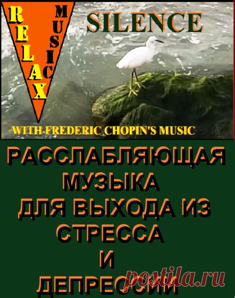 Шопен. Музыка для релаксации, музыка для кайфа, музыка с гипнотическим эффектом, музыка для выхода из стресса и депрессии.
