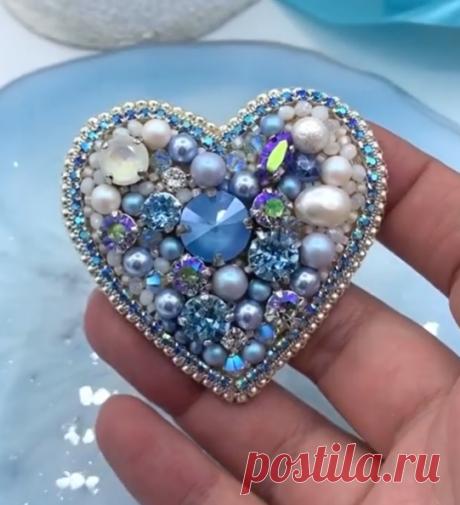 #сердечко #украшениесердце #украшенияручнойработы