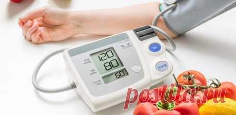 Медики назвали продукты, снижающие давление - Поиск - новости науки и техники