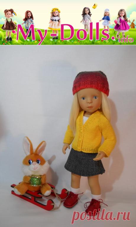 Одежда и обувь для кукол Минуш Питетколлин