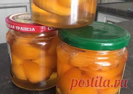 (2) Абрикосы половинками - пошаговый рецепт с фото. Автор рецепта Елена Мыльникова . - Cookpad