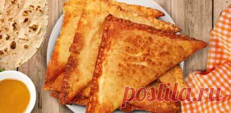 Ленивые чебуреки — стоит попробовать лакомство лишь однажды, чтобы готовить его постоянно | sm-news.ru