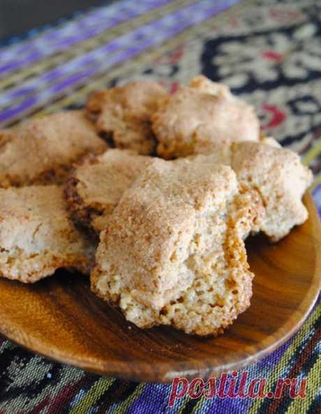 The Italian cookies from walnuts