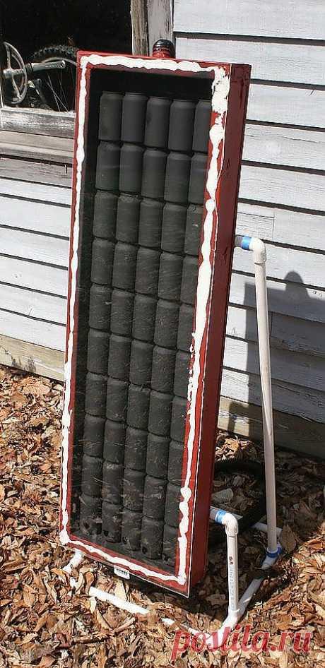 Обогрев гаража - экологически чистая установка. - добавил(а) cr_user на ХОУ | лестницы