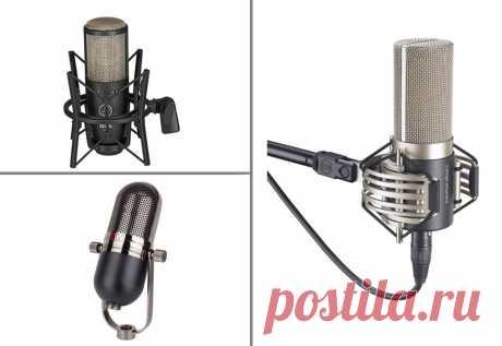 Микрофон для домашней студии: какой выбрать? Домашней студией сегодня уже никого не удивишь - если раньше для записи простого трека в приемлемом качестве нужно было много дорогого оборудования и