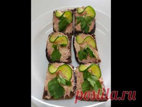 Вкуснейшие бутерброды из простых продуктов