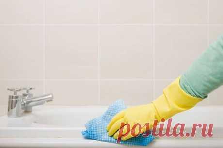 Как почистить ванну от различных загрязнений