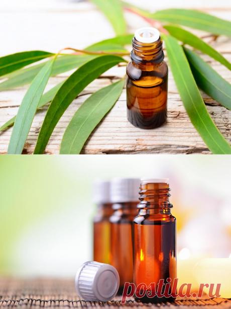 Какие эфирные масла полезны при гриппе?