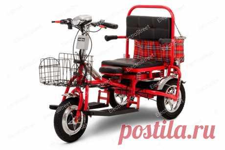 Электротрицикл Adjutant — купить по цене 54 900 руб. в Краснодаре