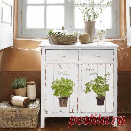 Новая жизнь старой мебели | Роскошь и уют