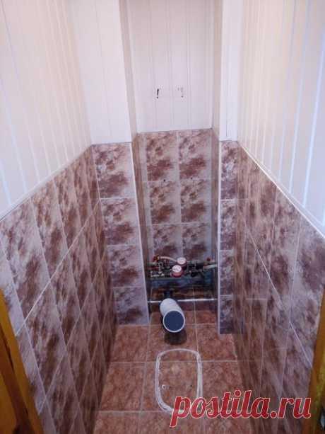 Устраняем печальное состояние туалета. Бюджетный ремонт своими силами | Мой домик | Яндекс Дзен