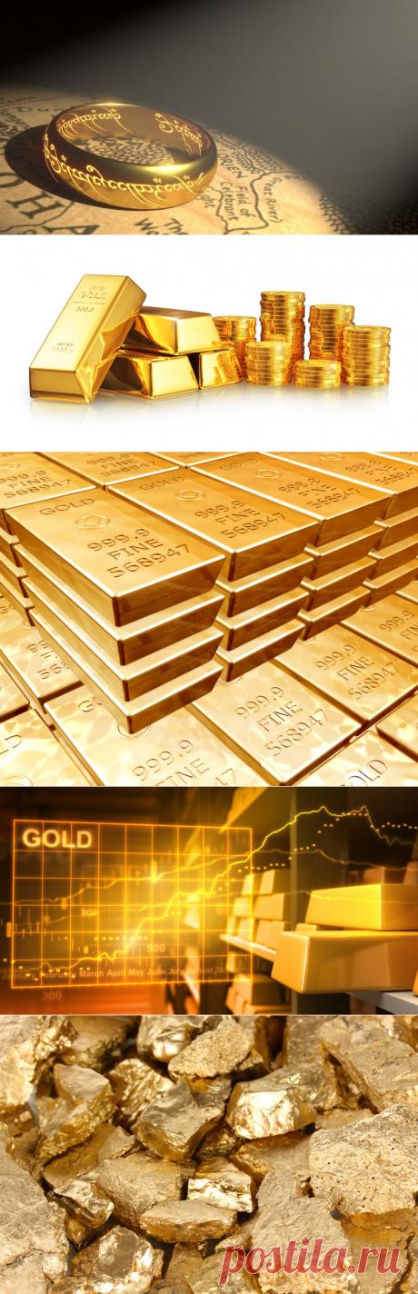 Как инвестировать в золото? Пособие для начинающих, часть 2 | Деньги