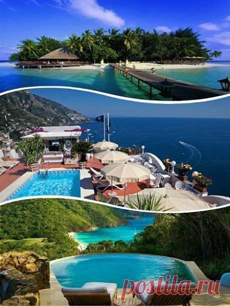 InVkus: 7 островов, которые вы можете взять в аренду