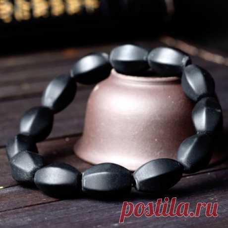 Sibin камень бянь камень нефрит бьянки черный камень браслеты оптовая продажа вырезать BalckJade для мужчин и женщин купить на AliExpress
