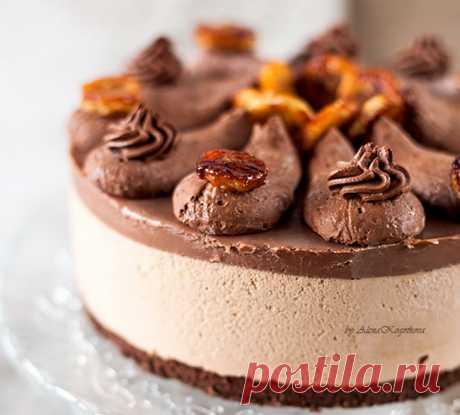 Guadeloupe cake from Luka Montersino's book.