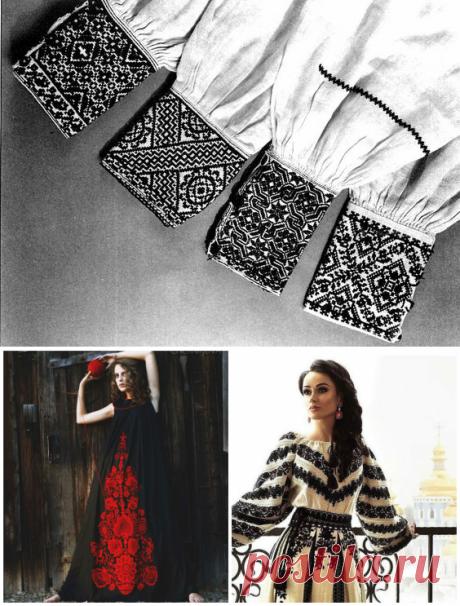 Сокальська вишивка: схеми та ідеї   Ідеї декору