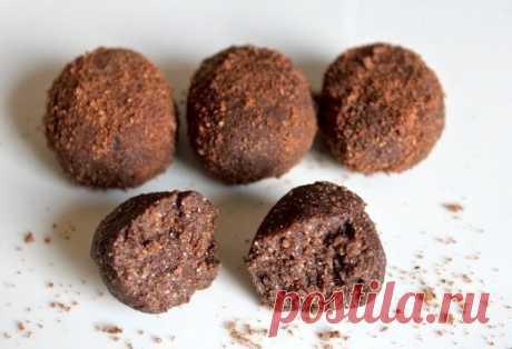 ПП-десерт: пирожное Картошка (без сахара и масла) - Счастливые заметки