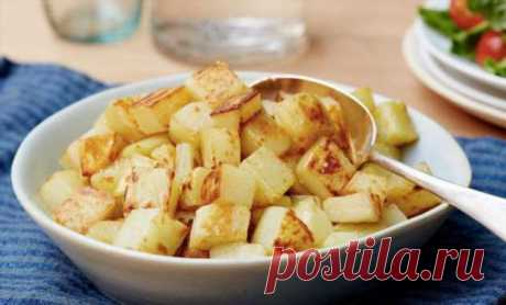 Жарим картошку новыми способами: жарку по-старому больше не хотят . Милая Я