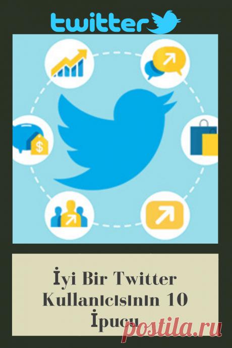 İyi Bir Twitter Kullanıcısının 10 İpucu Twitter site sahipleri ve genel kullanıcılar için sosyal medya stratejisinin güçlü bir aracıdır.Twitter takipçi sayısını nasıl arttıracağını bilmek zordur.Aslında bütün iş kullanıcıda bitiyor.Twitter'ı verimli bir şekilde kullanırsanız, işlerin kendiliğinden ilerleyeceğini göreceksiniz. Aşağıdaki ipuçları Twitter ortamında nasıl davrandığınız takdirde sonuca ulaşabileceğinizi içeriyor.  #twitter,#twitteraracları,#twitterayarları